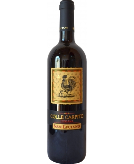Colle Carpito Toscana Rosso I.G.T