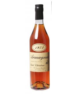 Armagnac Saint Christeau Millésimé (prix et année sur demande)