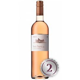 Trois Tours Rosé Chablais AOC